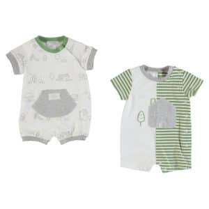 Abbigliamento neonato primavera/estate