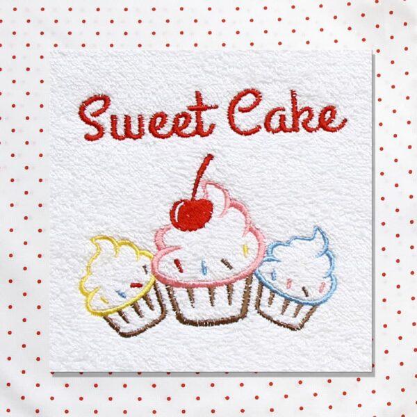 Set Materna Sweet Cake