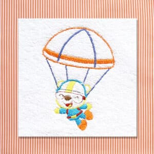 Set Asilo Personalizzato Nido Paracadutista