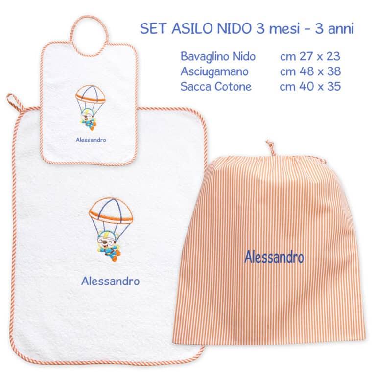 SET-NIDO-PARACADUTISTA-ARANCIO