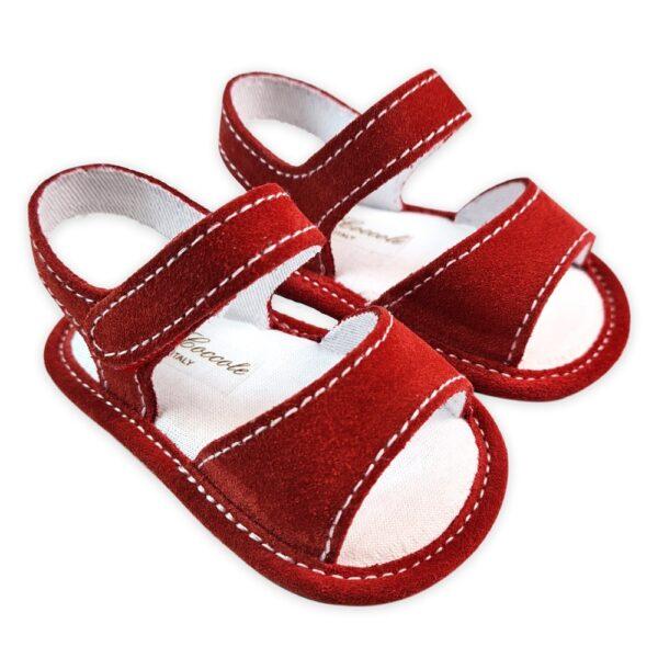 Sandalino Milo neonato nappa
