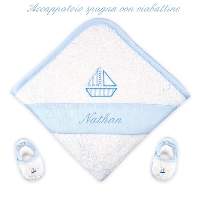 accappatoio-con-ciabattine-barchetta-azzurra- (2)