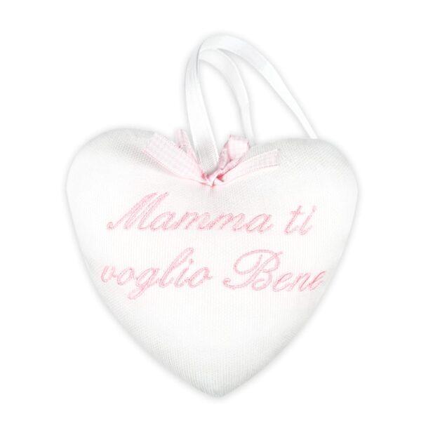 Cuoricino Personalizzato Mamma Ti voglio bene